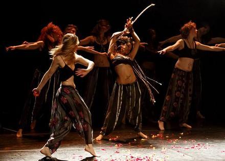 Danses et mouvances du Maghreb